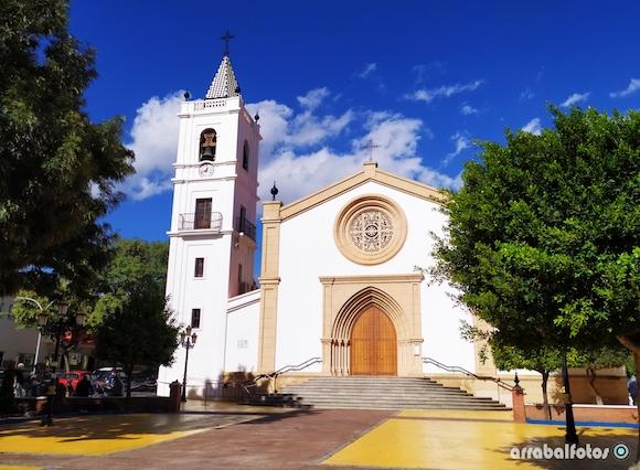 Iglesia de La Cala del Moral