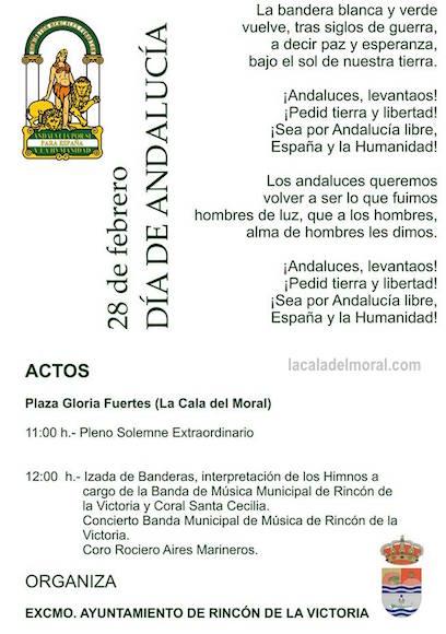 Día de Andalucía en La Cala del Moral