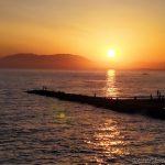 Puesta de sol en Malaga desde El Cantal en La Cala del Moral #puestadesol #atardecer #lacaladelmoral #rincondelavictoria #Malaga #andalucia #spain #sunset #sonnenuntergang #coucherdusoleil #solnedgang