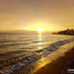 Puesta de Sol en La Cala del Moral