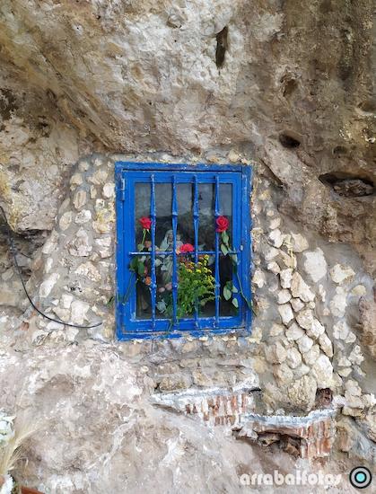 Obras de mejora del santuario de La Virgen del Carmen en La Cala del Moral