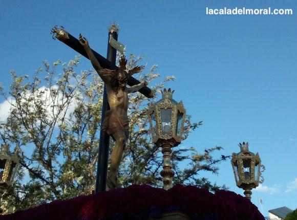 Santísimo Cristo Crucificado en La Cala Del Moral