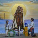 Cartel del Día de la Virgen del Carmen 2018 en La Cala del Moral