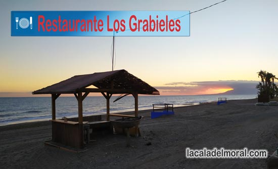 Restaurante Los Gabrieles en La Cala del Moral