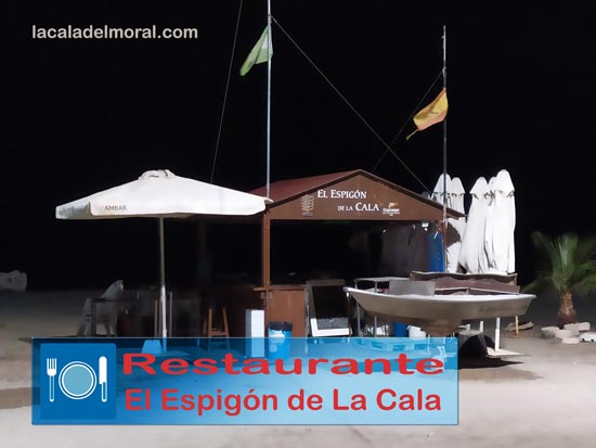 Restaurante El Espigón de La Cala en La Cala del Moral