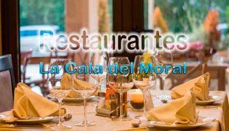 Restaurantes en La Cala del Moral