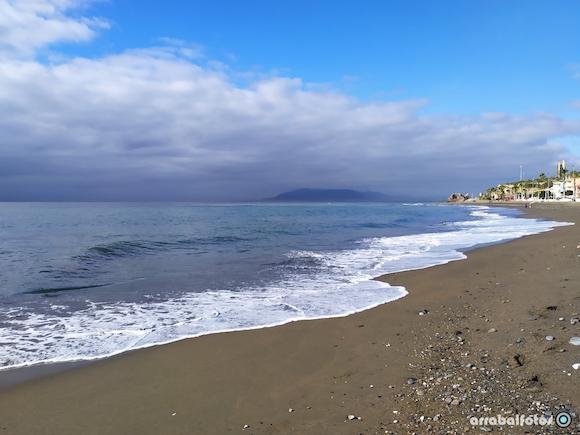 La Cala del Moral Beach