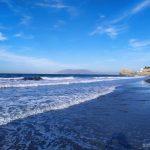 Playa para perros de Arroyo Totalán