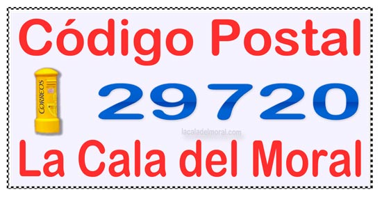 Código Postal La Cala del Moral