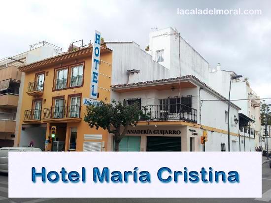 Hotel Maria Cristina en La cala del Moral