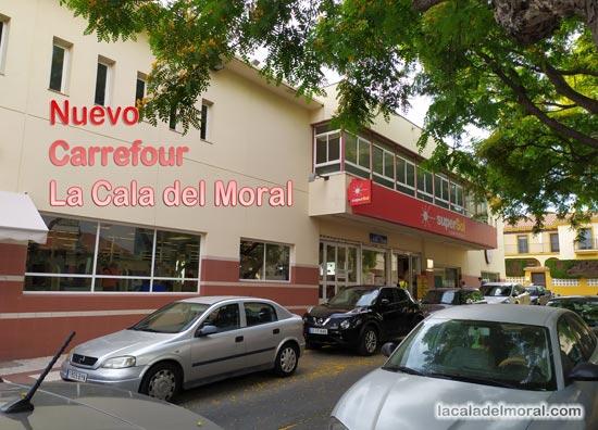 Nuevo Carrefour La Cala del Moral