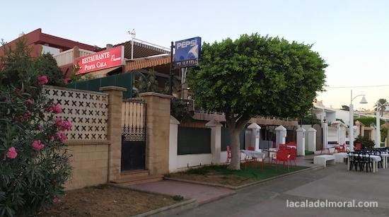 Restaurante Punta Cala en La Cala del Moral
