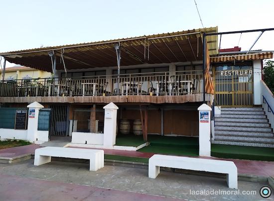 """Restaurante Punta Cala, """"Antiguo casa diego"""" en La Cala del Moral"""