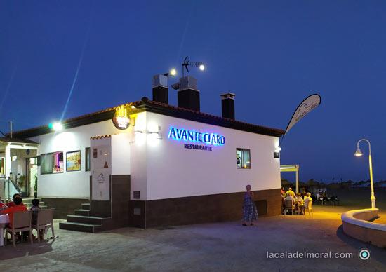 Restaurante Avante Claro en La Cala del Moral